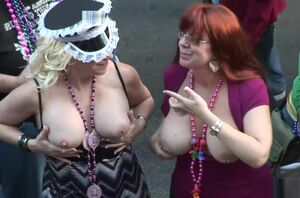 insatiable soiree ladies mardi gras..