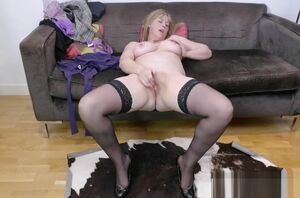 Realy Lovely Mummy April Gets Torn up..