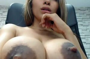 Chocolate Chip White Areolas (Part 3)
