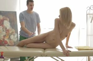 Massage-X - Lubed up road to rectal..