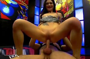 Valentina Bianco Ass-fuck and Wad -..