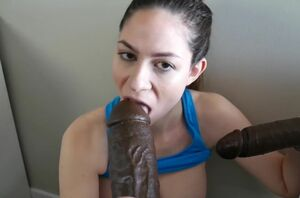 Sport Honey taking 2 BBC's after the..