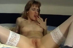 Classic oral and xxx with a pantyhose..