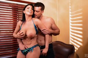 Romi rain messy chat