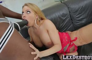 Ample fun bags brittney amber bi-racial
