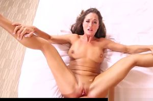 Slender Step-Mom Mandie Gets Boned..