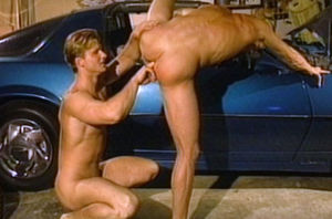Alec Powers & Troy Halston in His..