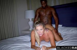 BLACKEDRAW Blondie trophy Wifey Cucks..