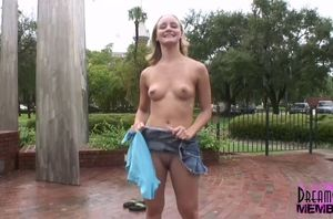 Insatiable home flick streaking nude..