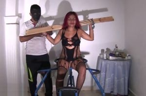 Latina gimp Reina sapphic  and damsel..