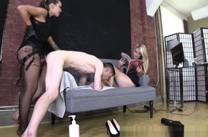 Brat Queen Pegging Predominance