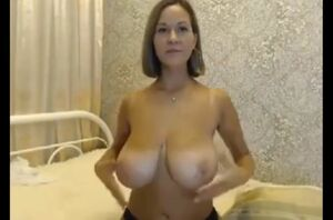 Magnificent canadian milf gal
