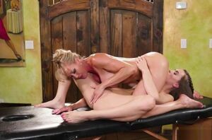 G/g Massage-Brandi Enjoy is a rubdown..